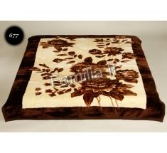 Blanket Elway 160x210 - kwiaty 677