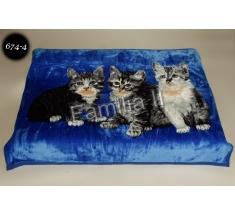 Blanket Elway 160x210 - 674-4