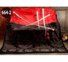Koc Elway 160x210 - hiszpan czerwony 664-2