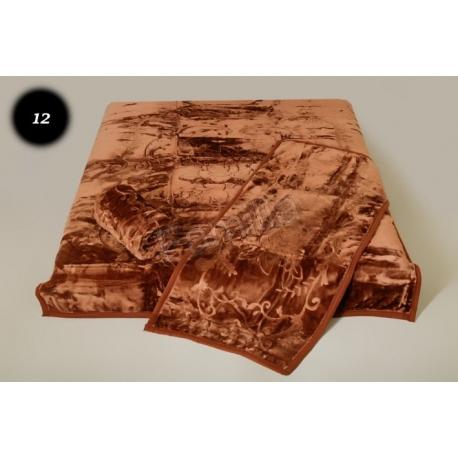 Blanket Elway 160x210 + 2x70x160 - 12