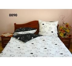 Pościel z kory 160x200 - 100% bawełna (0090) - wysyłka 24h