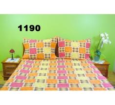 Pościel z kory 160x200 - 100% bawełna (1190) - wysyłka 24h
