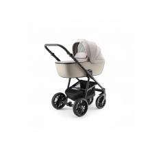 Wózek Dada Paradiso APUS Grey - 4w1 (gondola + spacerówka + fotelik samochodowy + baza)