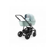 Wózek Dada Paradiso APUS Mint - 4w1 (gondola + spacerówka + fotelik samochodowy + baza)