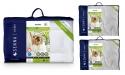 BAMBOO SET INTER-WIDEX Duvet 220x200 + 2x Pillow 70x80