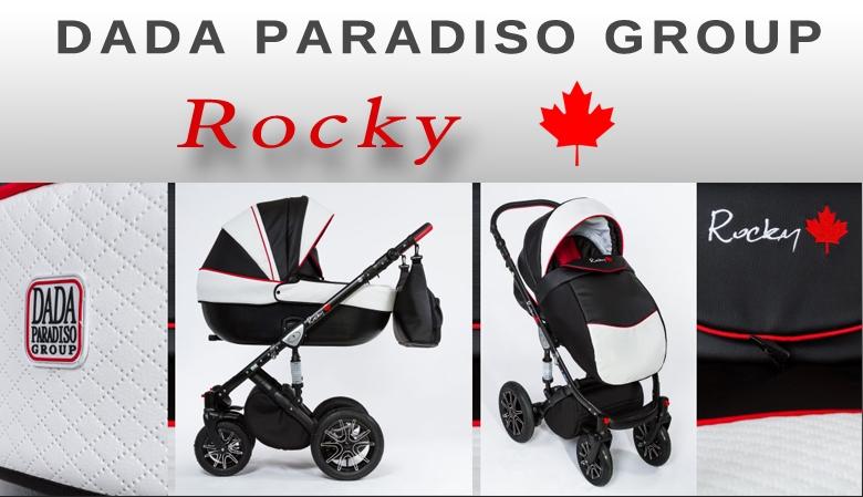 Prams DADA PARADISO GROUP - Rocky
